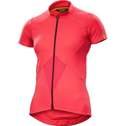 Mavic Sequence Short-Sleeve Jersey - Women's