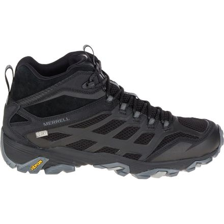 Merrell Moab FST Mid Waterproof Hiking Boot - Men's