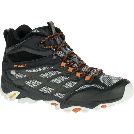 Merrell Moab FST Mid Waterproof Boot - Wide - Men's