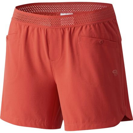 Mountain Hardwear Right Bank Scrambler Short - Women's