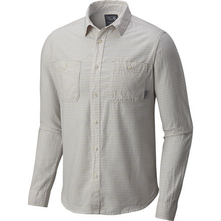 Mountain Hardwear Great Basin Shirt - Long-Sleeve - Men's