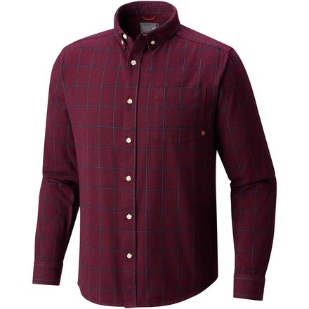 Mountain Hardwear Ashby Long-Sleeve Shirt - Men's