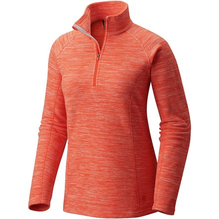 Mountain Hardwear Snowpass Fleece Zip T - Women's