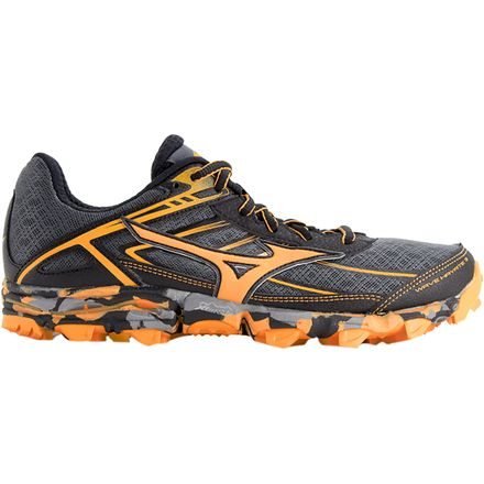Mizuno Men S Wave Hayate Trail Running Shoe