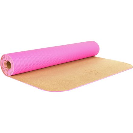 Maji Sports Cork + TPE Yoga Mat