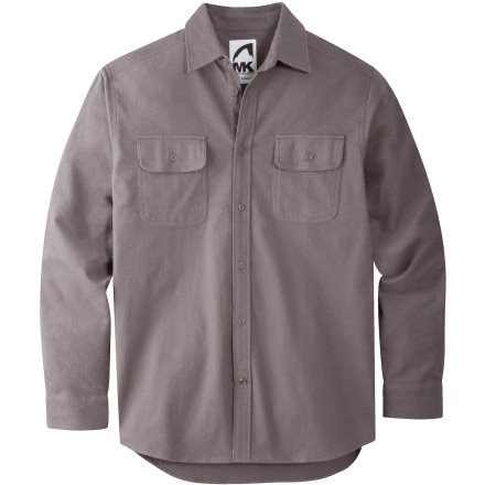 Mountain Khakis Ranger Chamois Shirt Long Sleeve Mens
