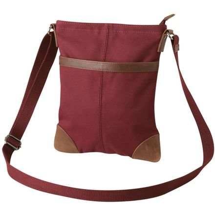 Mountain Khakis Pearl Street Crossbody Satchel