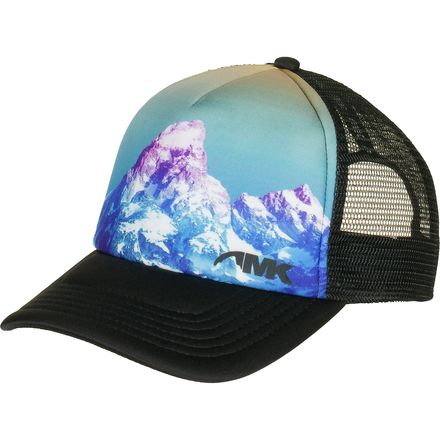 Mountain Khakis Teton Sunset Trucker Hat