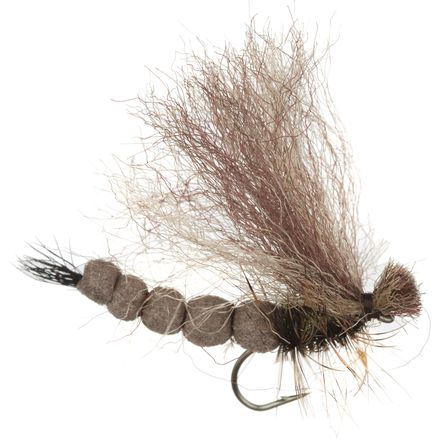 Montana Fly Company Furimsky's Foam Brown Drake - 4-Pack