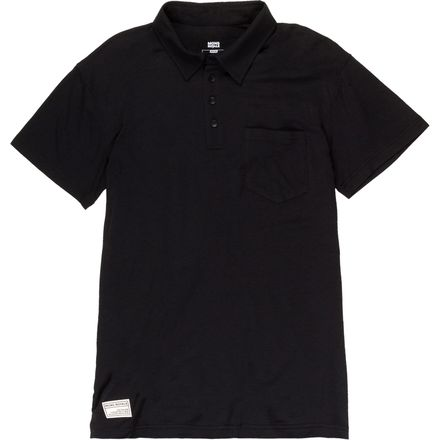 Mons Royale Not Your Dad's Polo Shirt - Men's