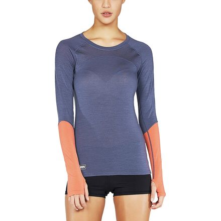 Mons Royale Bella Long-Sleeve Tech Top - Women's