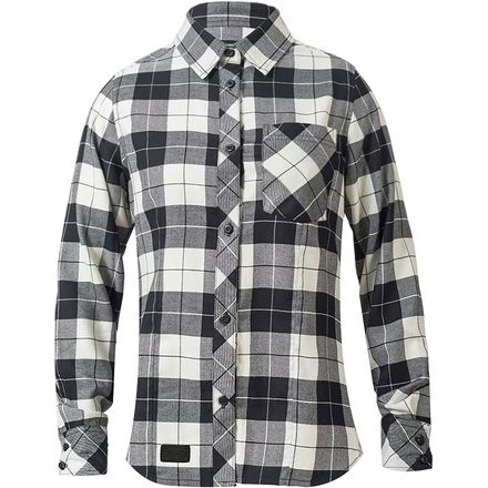 Mons Royale Jackson Flannel Shirt - Women's