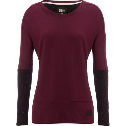 Mons Royale Harlow Jersey Top - Women's