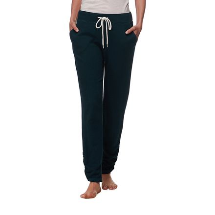 Monrow Jogger with Shirred Leg - Women's
