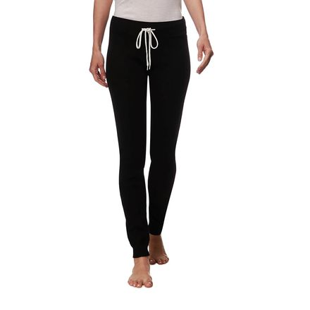 Monrow Rib Cuff Sweat Pant - Women's