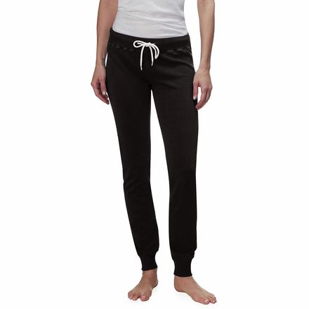 Monrow Cuff Sweat Pant - Women's
