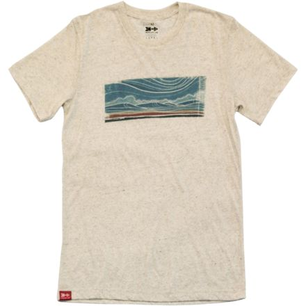 Meridian Line Floatscape T-Shirt - Short-Sleeve - Men's