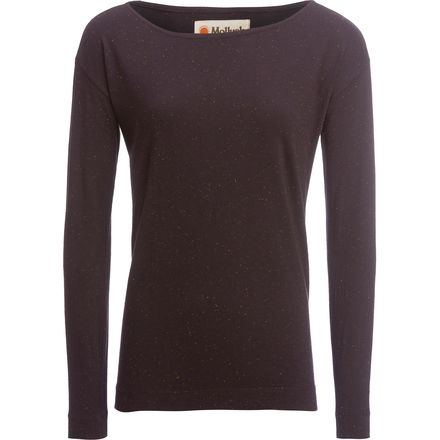 Mollusk Boat Neck Long-Sleeve T-Shirt - Women's