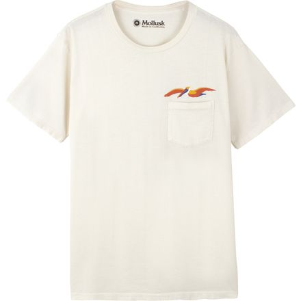 Mollusk Pelican Pocket T-Shirt - Men's