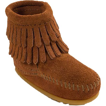 Minnetonka Double Fringe Bootie - Toddler and Infants'