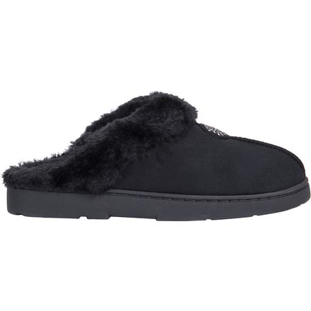 Muk-Luks Slipper Clog with Faux Fur Lining - Women's