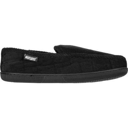 Muk-Luks Corduroy Moccasin Slipper - Men's