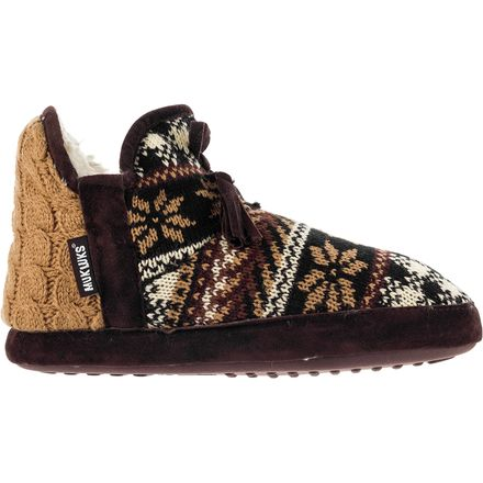 Muk-Luks Nordic Pennley Slipper - Women's