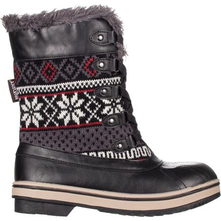 Muk-Luks Alexa Lace-Up Boot - Women's