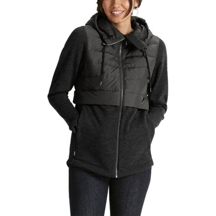 NAU Randygoat Hooded Down Jacket - Women's