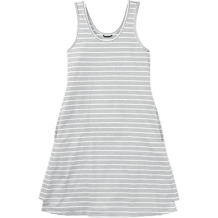 NAU Astir Stripe Tank Dress - Women's