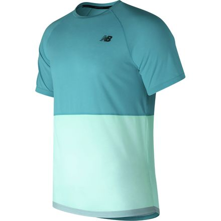New Balance CBK Breathe Short-Sleeve Shirt - Men's