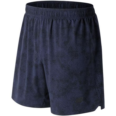 New Balance Printed Shift Short - Men's