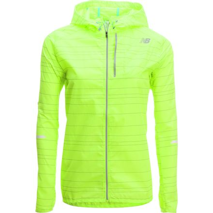 New Balance Reflective Lite Packable Jacket - Women's