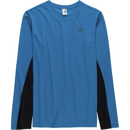 New Balance Barracuda Performance Long-Sleeve T-Shirt - Boys'
