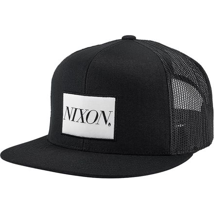 1cc684ea700 Nixon King Trucker Hat - Men's | Backcountry.com