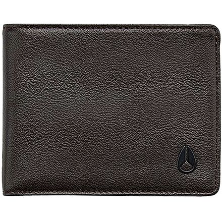 Nixon Escape Bi-Fold Clip Wallet - Men's