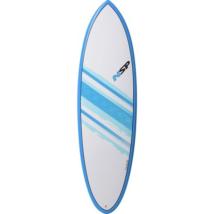 NSP Elements Hybrid Short Surfboard