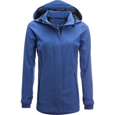 Nautica Stretch Rain Jacket - Women's