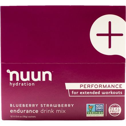 Nuun Nuun Performance 12 Pack- Sachet