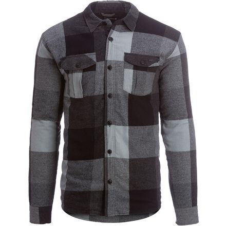 Ocean Current Summits Gin Flannel Shirt Jacket - Men's