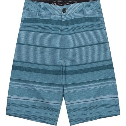 Ocean Current Harbour Multi-Stripe Boardshort - Men's