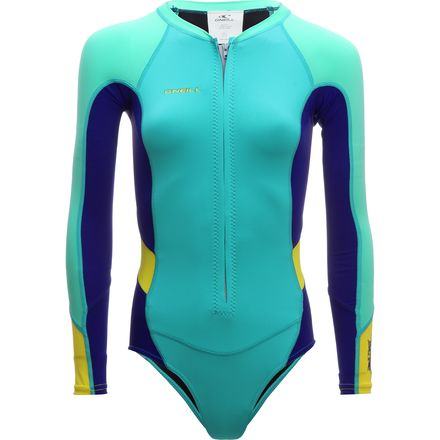 O'Neill Superlite Hi-Cut Long-Sleeve Spring Wetsuit - Women's