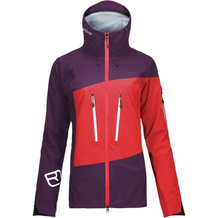 Ortovox Guardian Shell Jacket - Women's