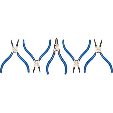 Park Tool Snap Ring Pliers Set of 5