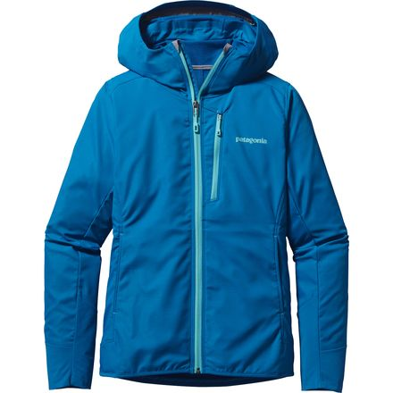 Patagonia Levitation Hooded Softshell Jacket - Women's