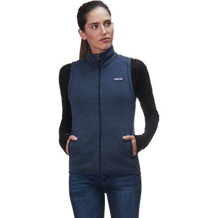Patagonia Better Sweater Fleece Vest Women S Up To 70
