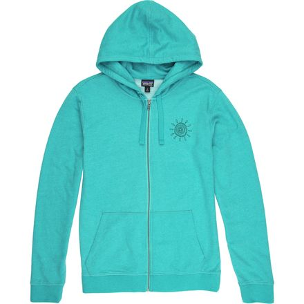 Patagonia Surf Van Lightweight Full-Zip Hoodie - Men's