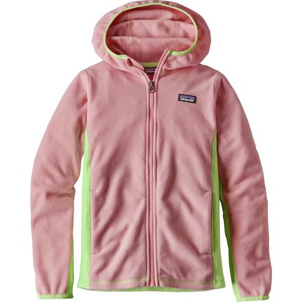 Patagonia Micro D Hooded Jacket - Girls'