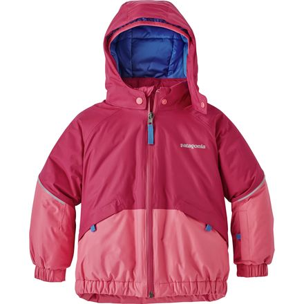 Patagonia Snow Pile Jacket Toddler Girls Backcountry Com