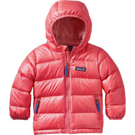 Patagonia Hi Loft Down Sweater Hooded Jacket Toddler